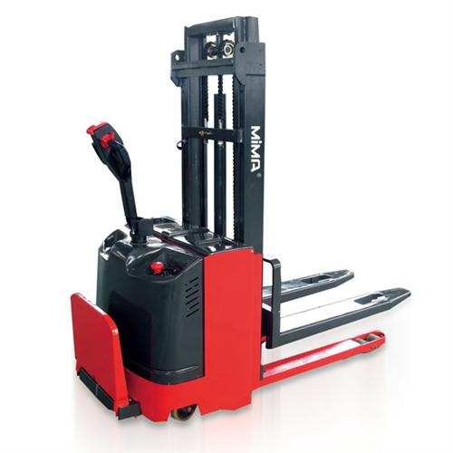 Stackers pallet jack sales edmonton calgary mainline for Motorized pallet jack rental